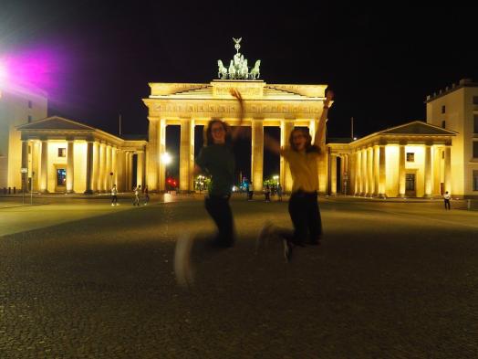 BrandenburgerTorBeiNacht